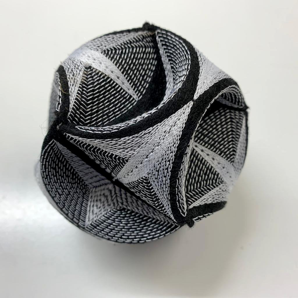 3D Embroidered Ball