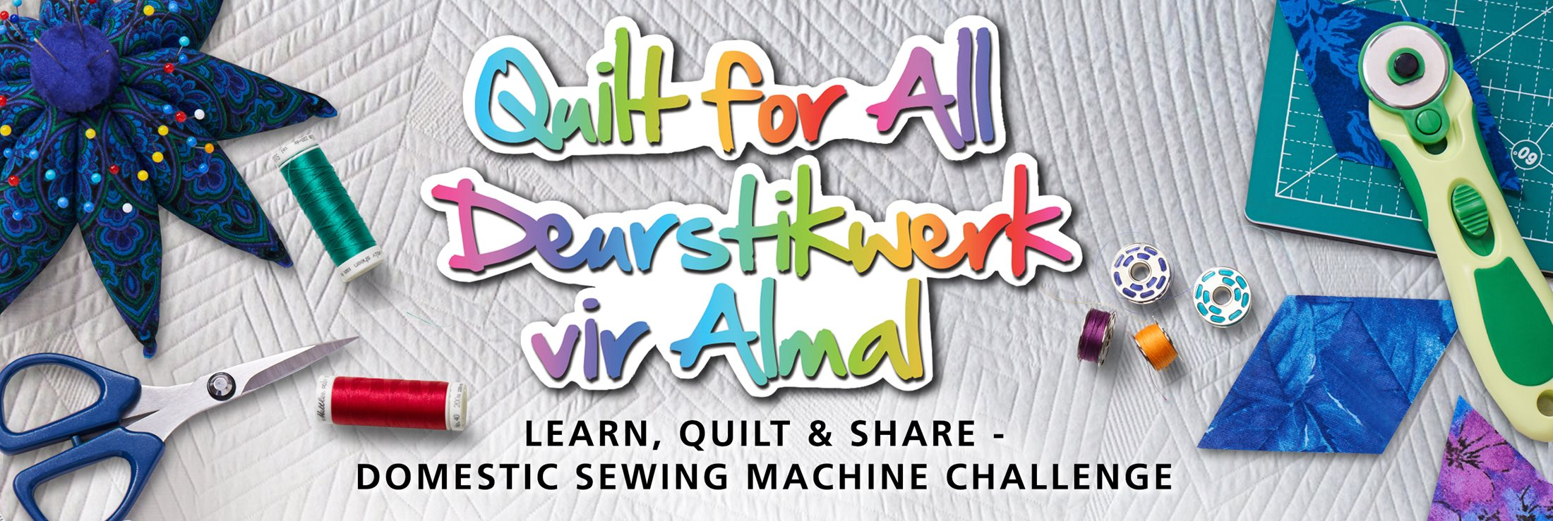 Picture: Sew Much Fun Sewing Machine Challenge