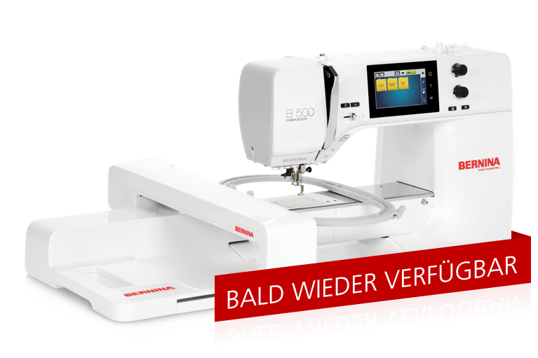 Picture: BERNINA 500