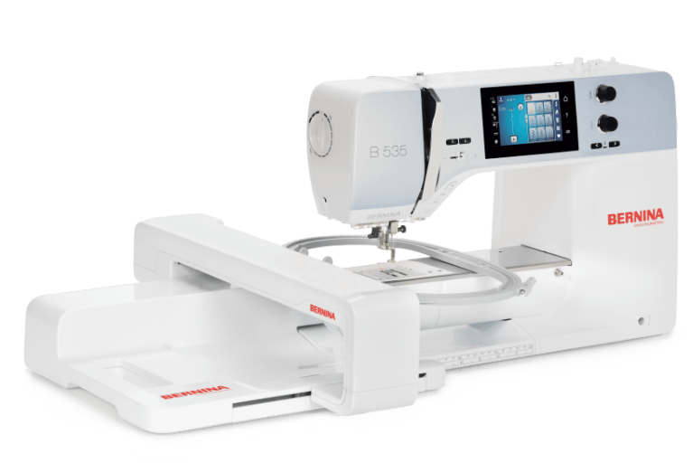 Picture: BERNINA 535