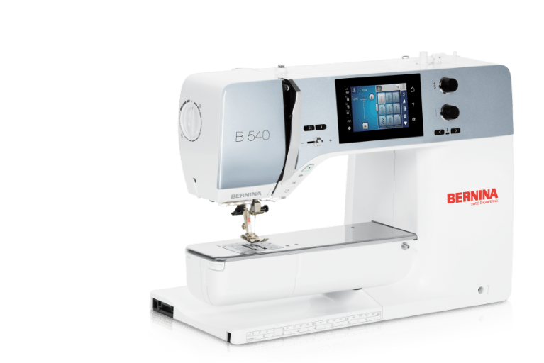 Picture: BERNINA 540