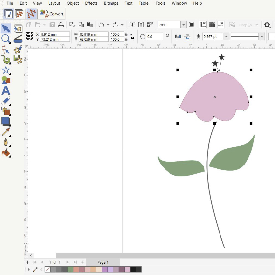 Create your unique graphic designs