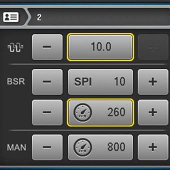 Unique digital tension control