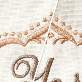 Achieve brilliant embroidery results