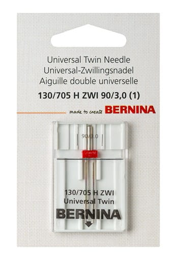 Organ Needles Twin Set Of Two 130//705H  90//3