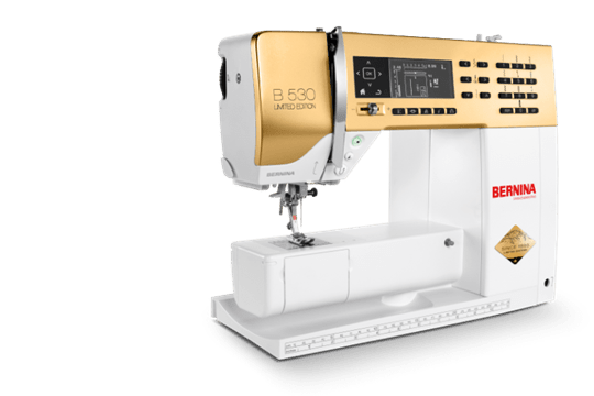 BERNINA 40 Gold Edition The Perfect Machine For Your Golden Mesmerizing Dressmaker Special Sewing Machine