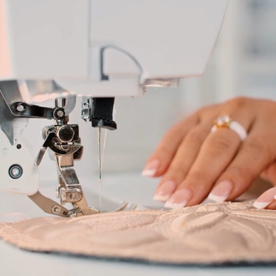 Sew silk & leather like a pro
