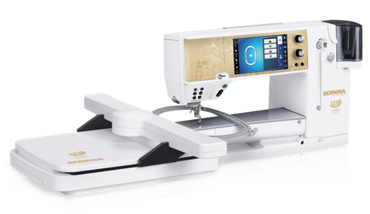 B 880 PLUS Anniversary Edition - the Queen of Sewing