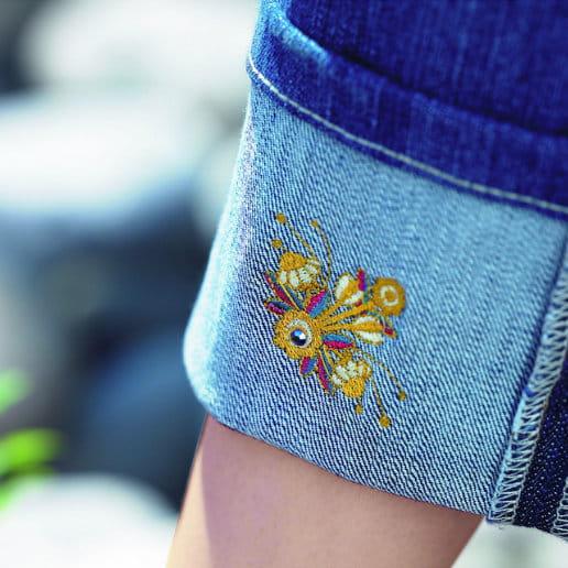 Jeans foot # 8 / 8D