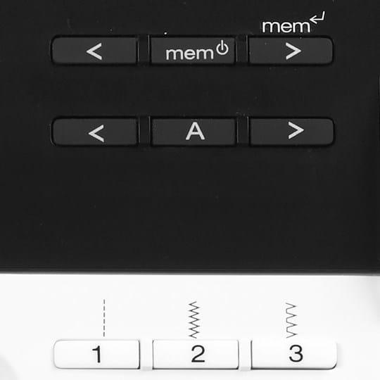 Une fonction mémoire conçue pour accueillir 30 points