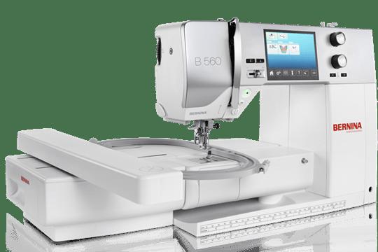 maquina coser y bordar Bernina 580 con modulo de bordado