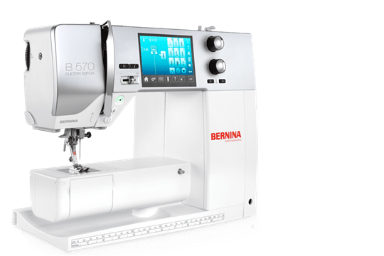 BERNINA 40 QE The Versatile One With The Wide Range Of Functions Beauteous Bernina Sewing Machine India