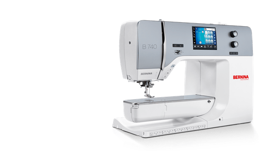 BERNINA 40 Unlimited Creativity Thanks To Its Builtin Top Feed Mesmerizing Bernina Used Sewing Machines For Sale
