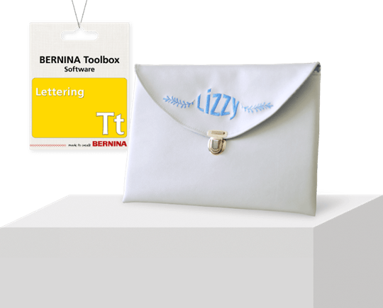 Bernina Toolbox Lettering Embroidery Software For Lettering Bernina