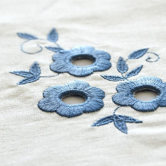 Advanced CutWork: Appliqué included