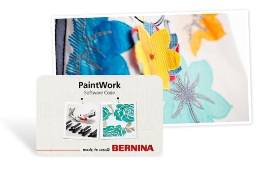 BERNINA PaintWork software