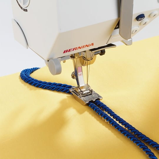 Double-cord foot # 59 / 59C (4 – 6mm)