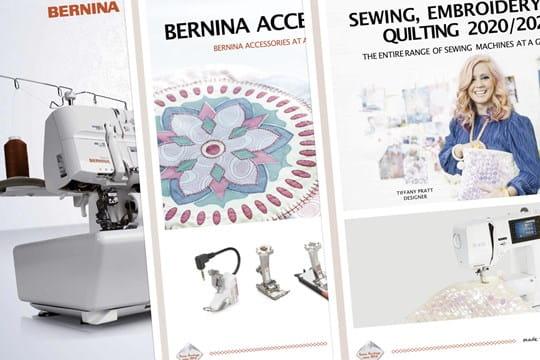 Bernina Manuals Support Bernina