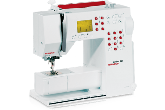 bernina activa 220 products bernina rh bernina com Online User Guide Online User Guide