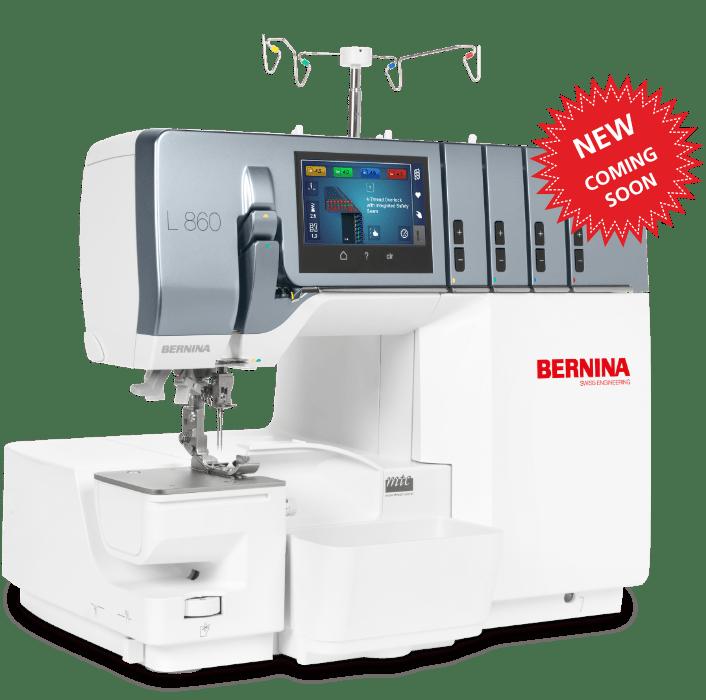 BERNINA L 860
