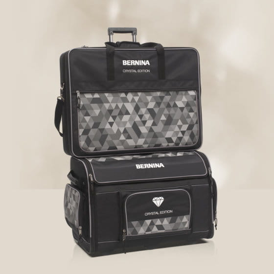 Eye-catching Suitcases Included