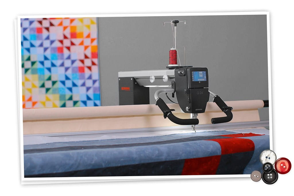 machine hq quilter amara inch for new frame arm handi quilt with quilting studio machines long sale longarm used