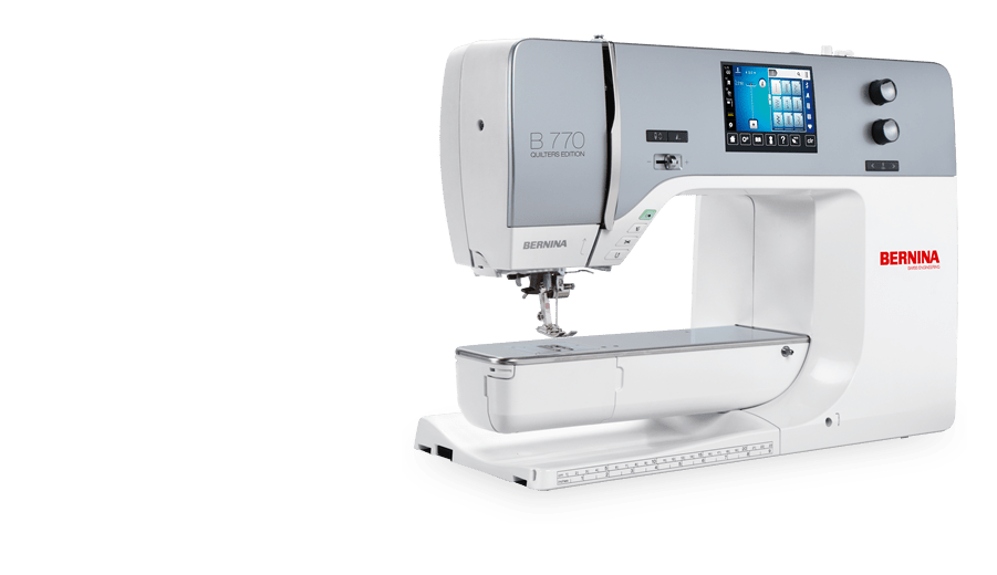 Picture: BERNINA 770 QE