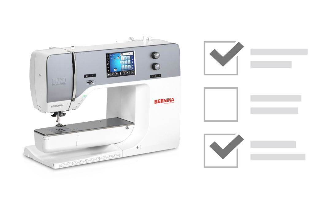 BERNINA Long Arm Quilting Machines, discover the Q-Series