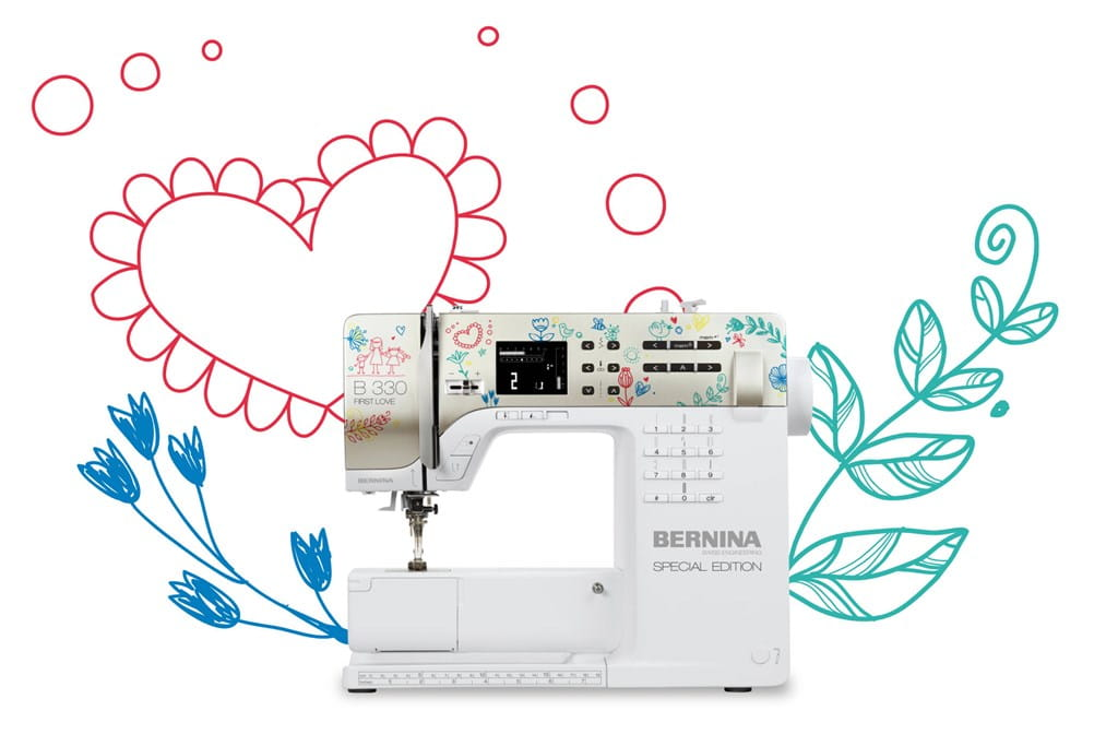 Picture: BERNINA 330 SE First Love