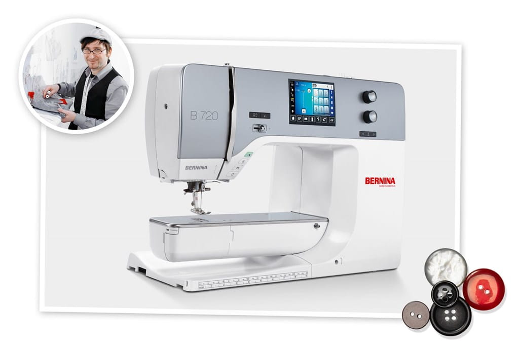Picture: BERNINA 720