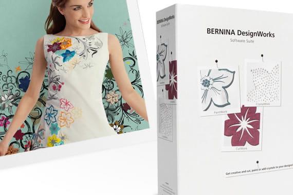 2012 год: Пакет программ BERNINA DesignWorks