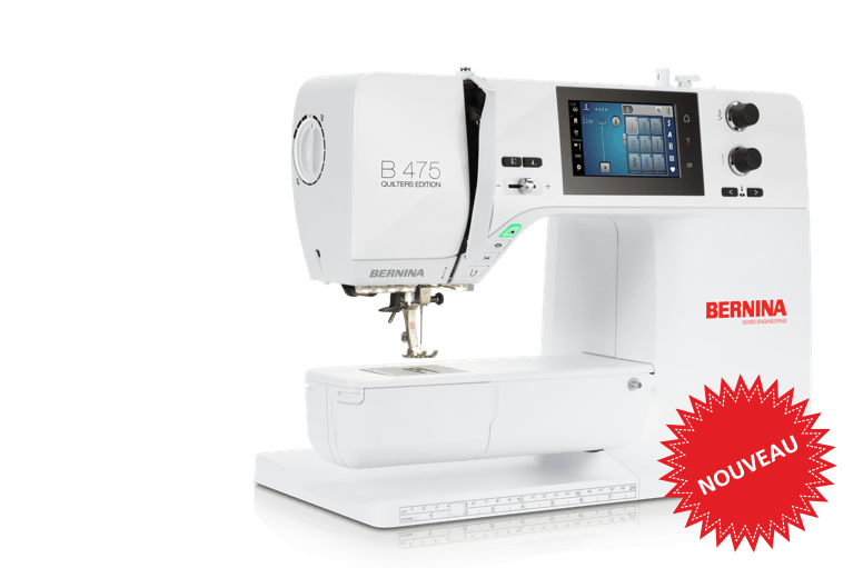 Picture: BERNINA 475 QE