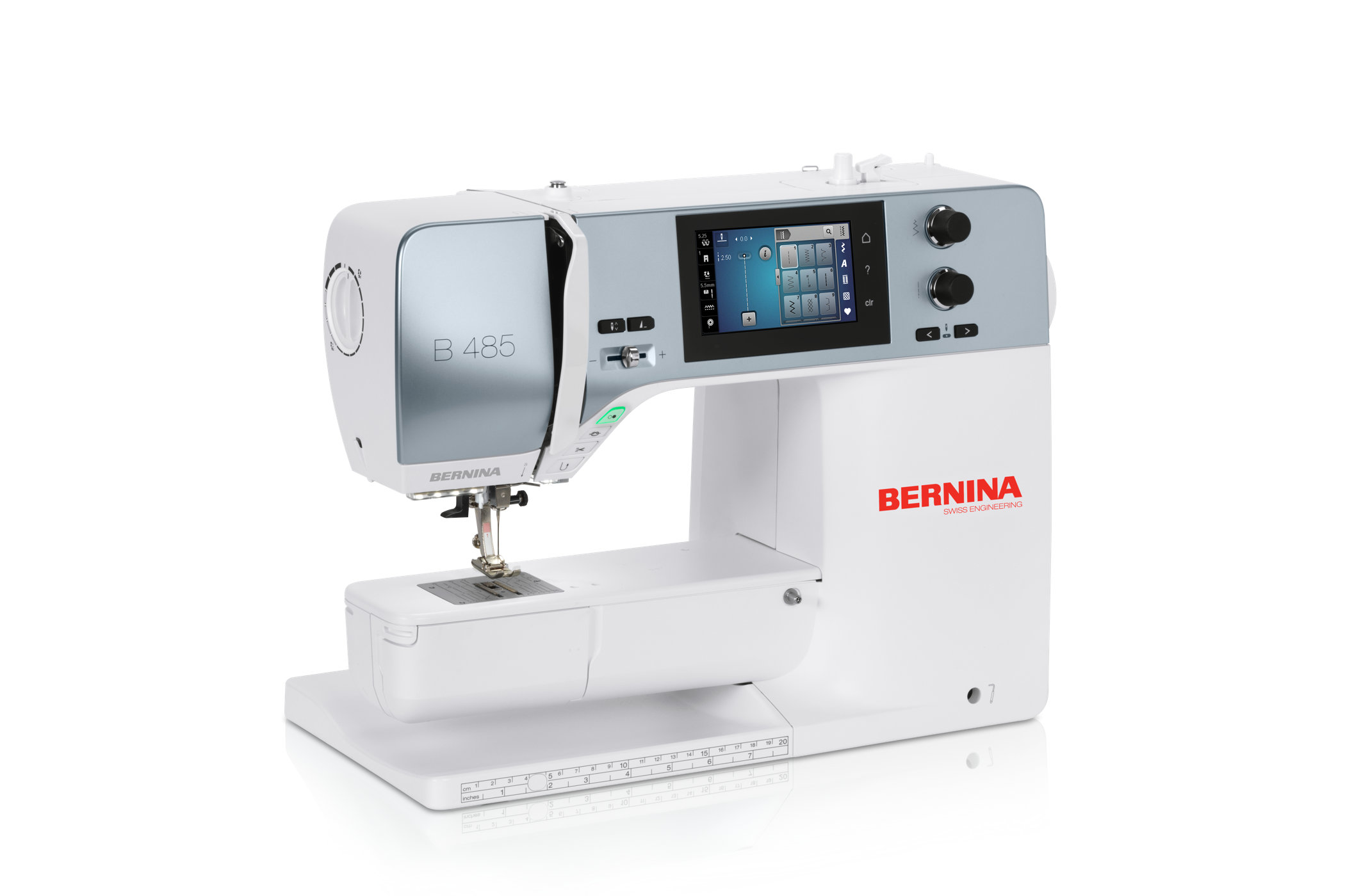 Markierfuss Nr.7 für die neuen Modelle Original BERNINA