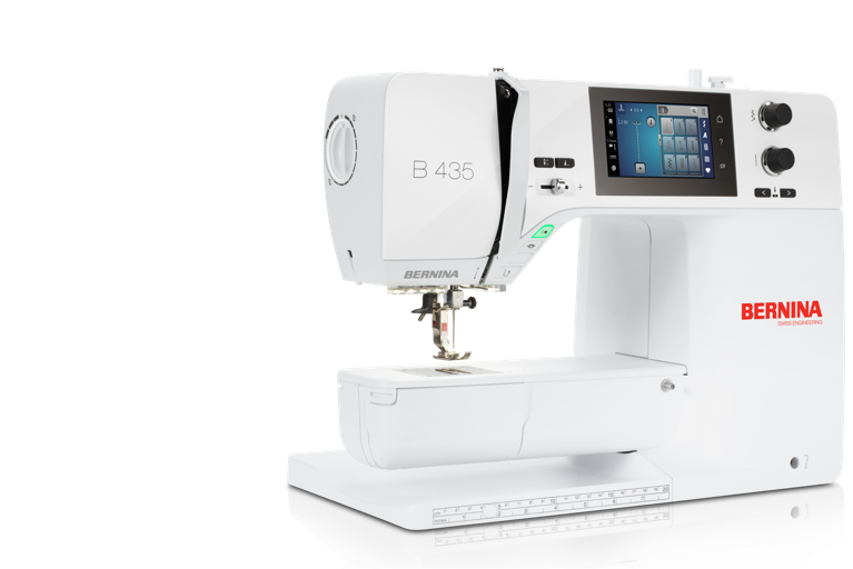 Picture: BERNINA 435