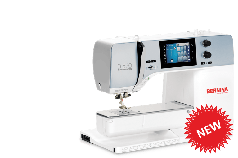 Picture: BERNINA 570 QE
