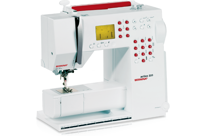 Picture: BERNINA activa 220
