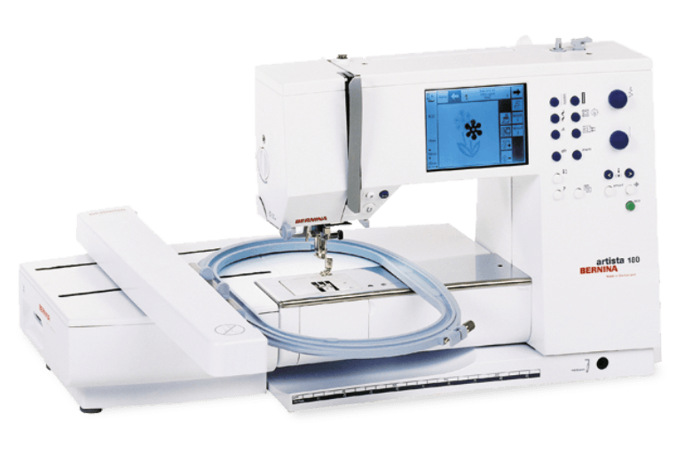 Picture: BERNINA artista 180