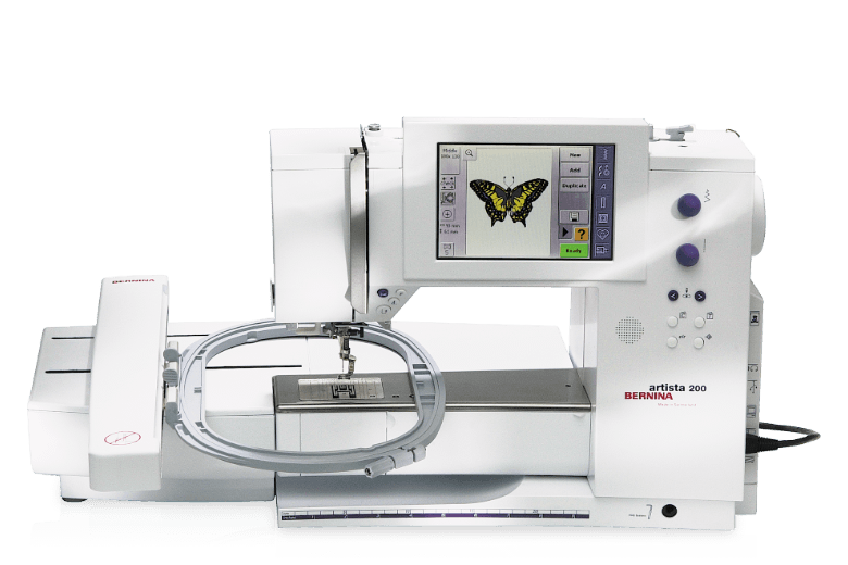 Picture: BERNINA artista 200