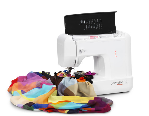 Bild: BERNINA launches Entry-Level Sewing-Machine Range under the bernette Label  2/7