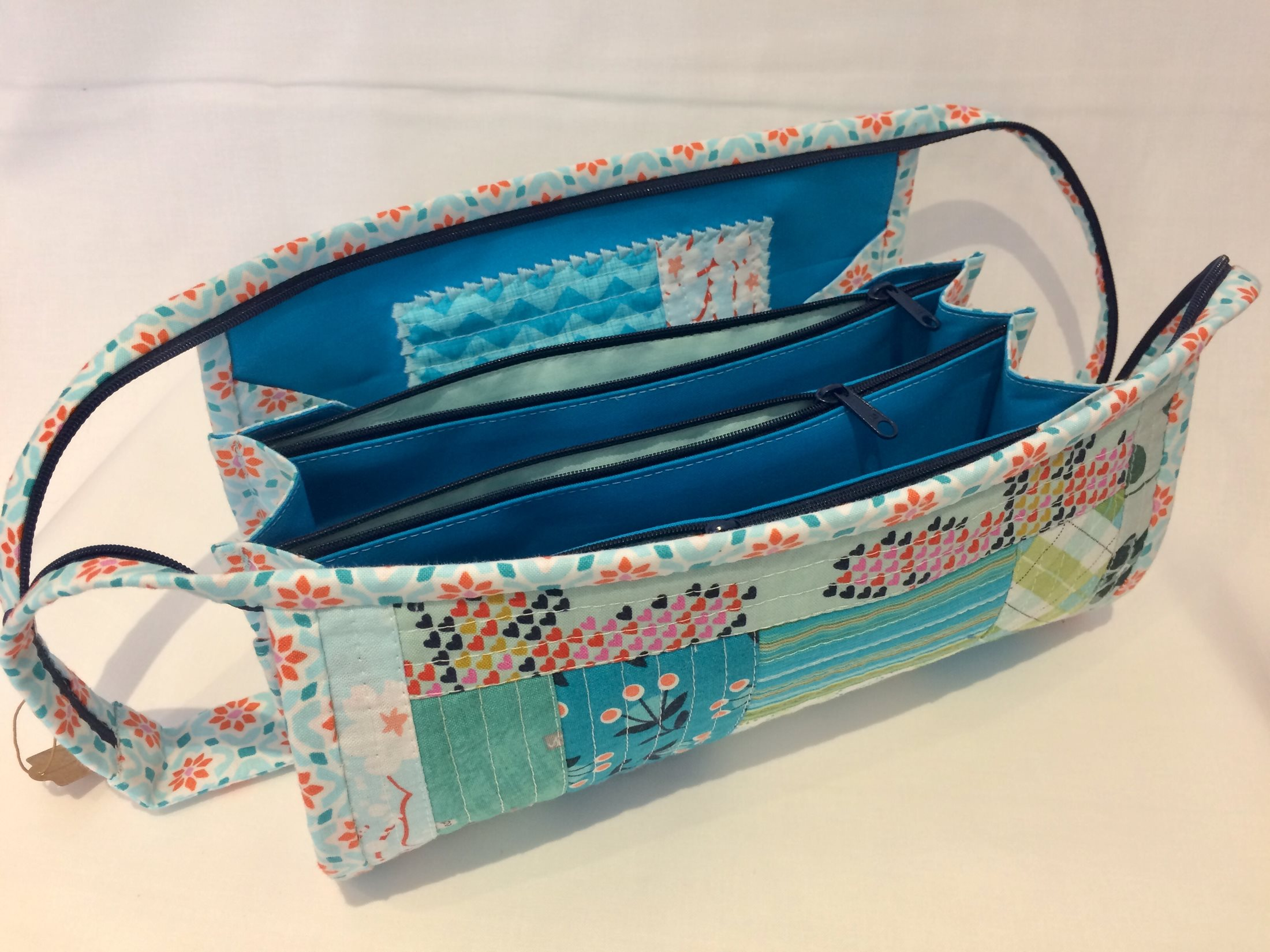 Bild: Patchworkkurs – Sew Together Bag  2/3