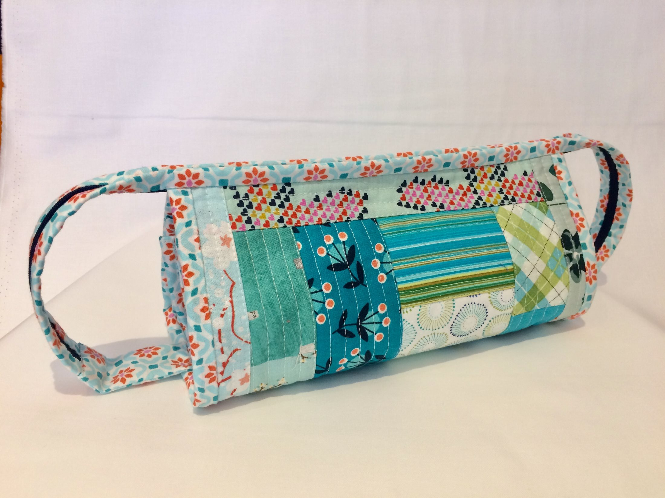 Bild: Patchworkkurs – Sew Together Bag  3/3