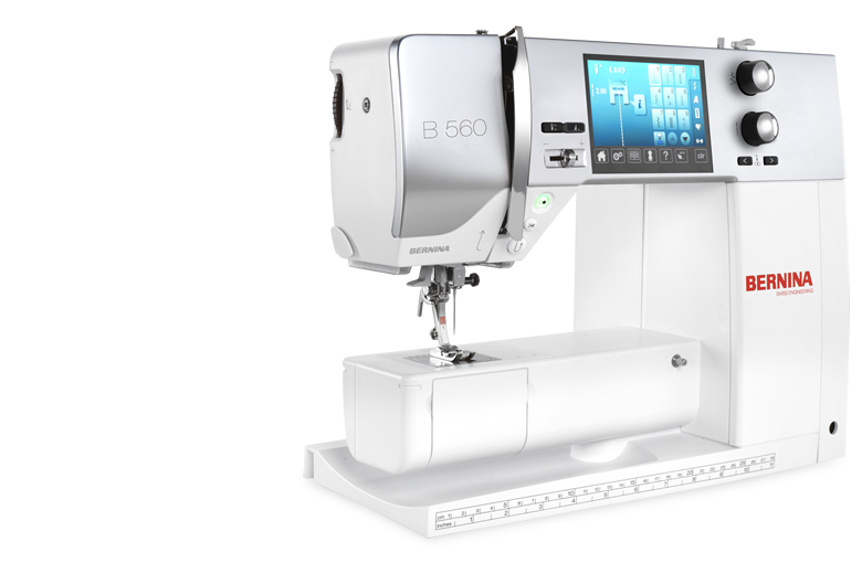 Picture: BERNINA 560