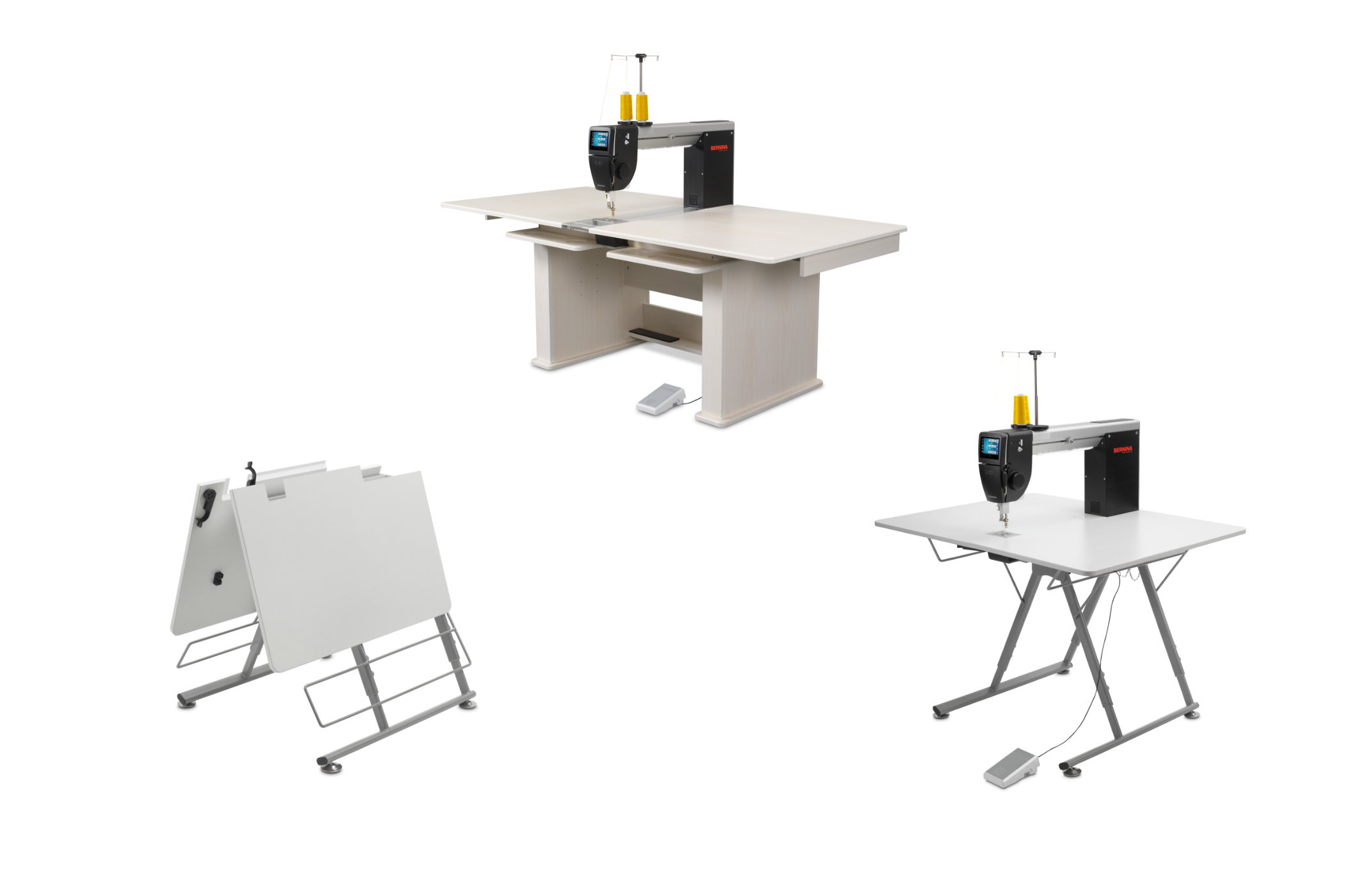 Sit Down Table Options