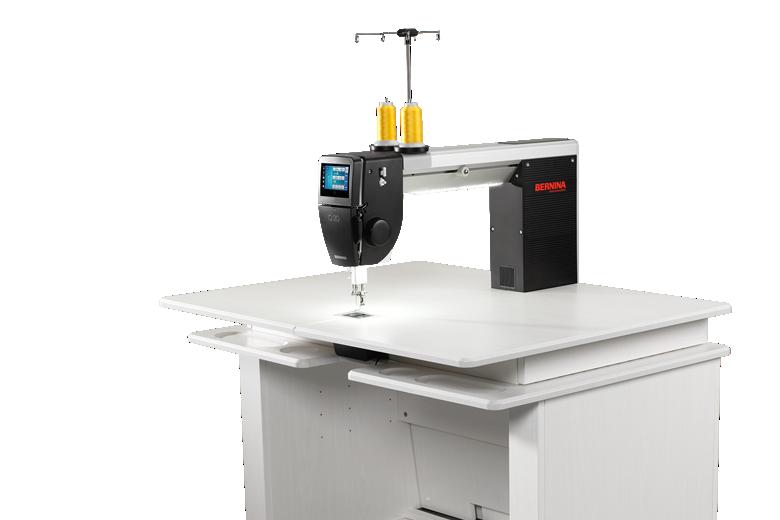 sit arm quilting machine