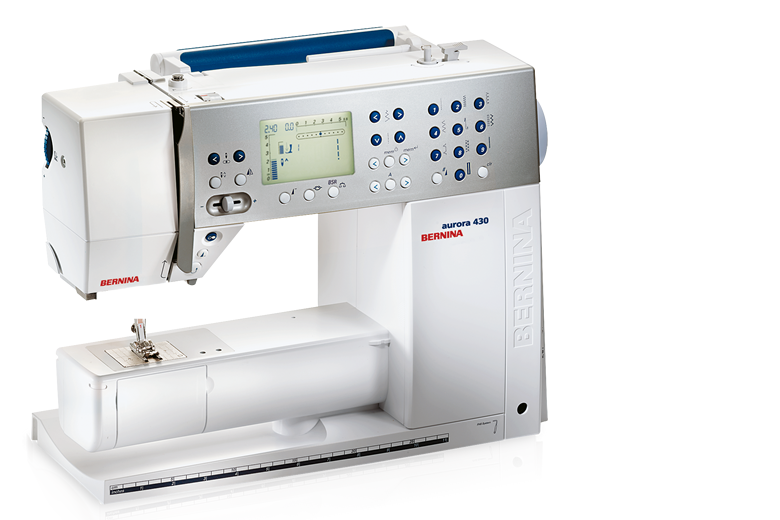 Picture: BERNINA aurora 430