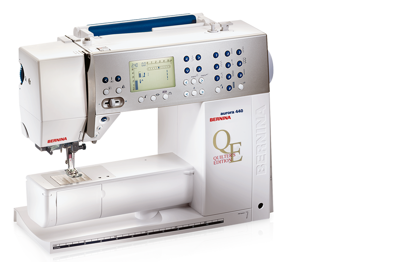 Picture: BERNINA aurora 440 QE