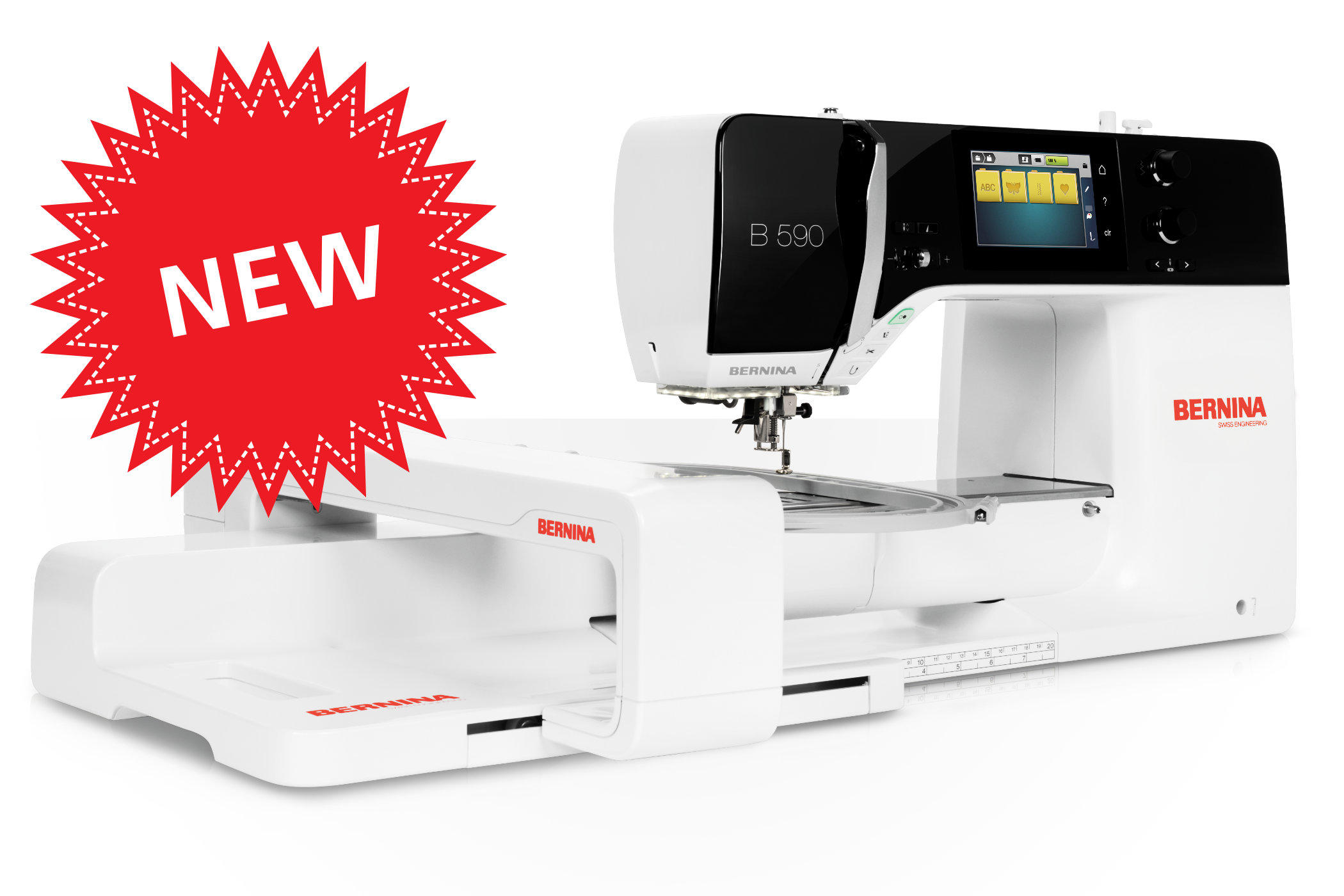 NEW BERNINA 5 Series
