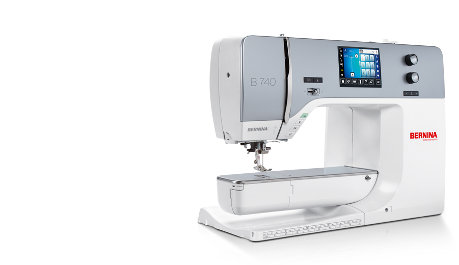 Picture: BERNINA 740