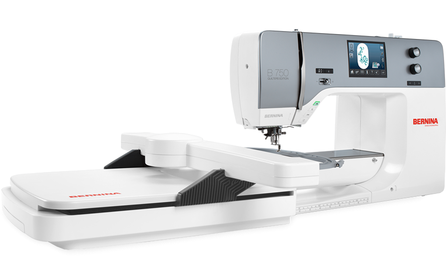 Picture: BERNINA 750 QE