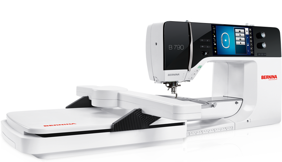 Picture: BERNINA 790